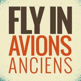 FLY-IN d'avions anciens