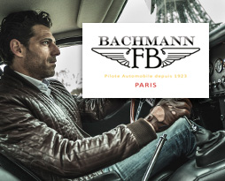 Nouvelle boutique BACHMANN à Paris.